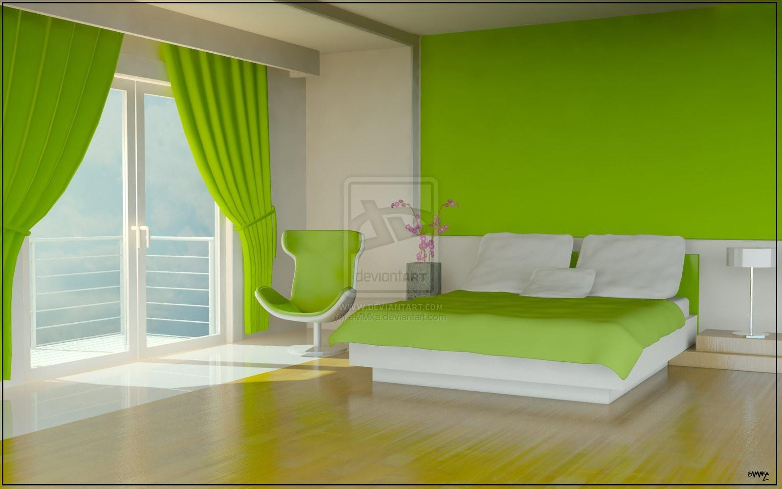 Inspirational Green Paint Colors Bedrooms Home