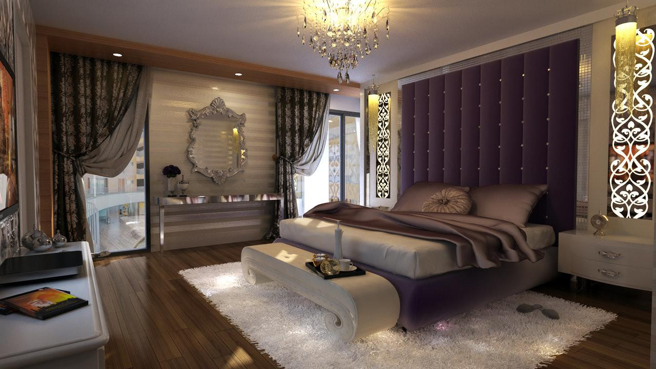Inspirational Luxurious Bedroom Design Ideas Love