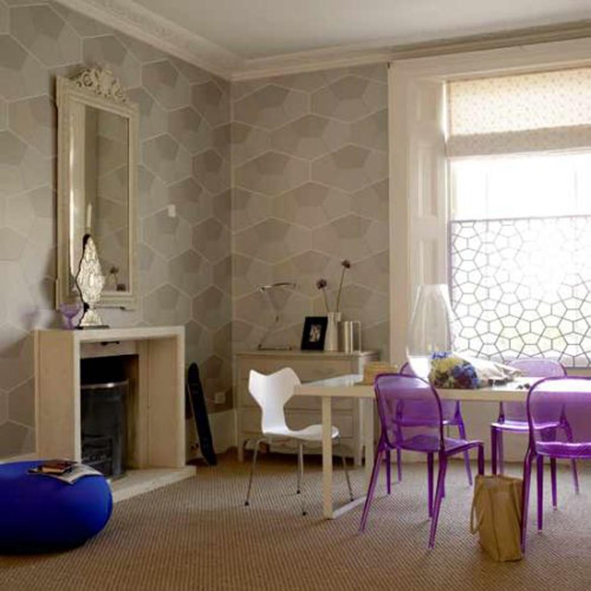 Inspirational Purple Dining Room Decorations Inspirations