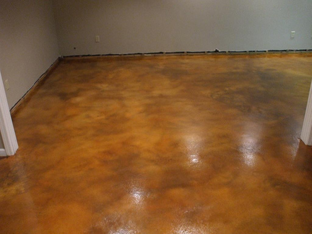 Inspirations Concrete Basement Floor Charming