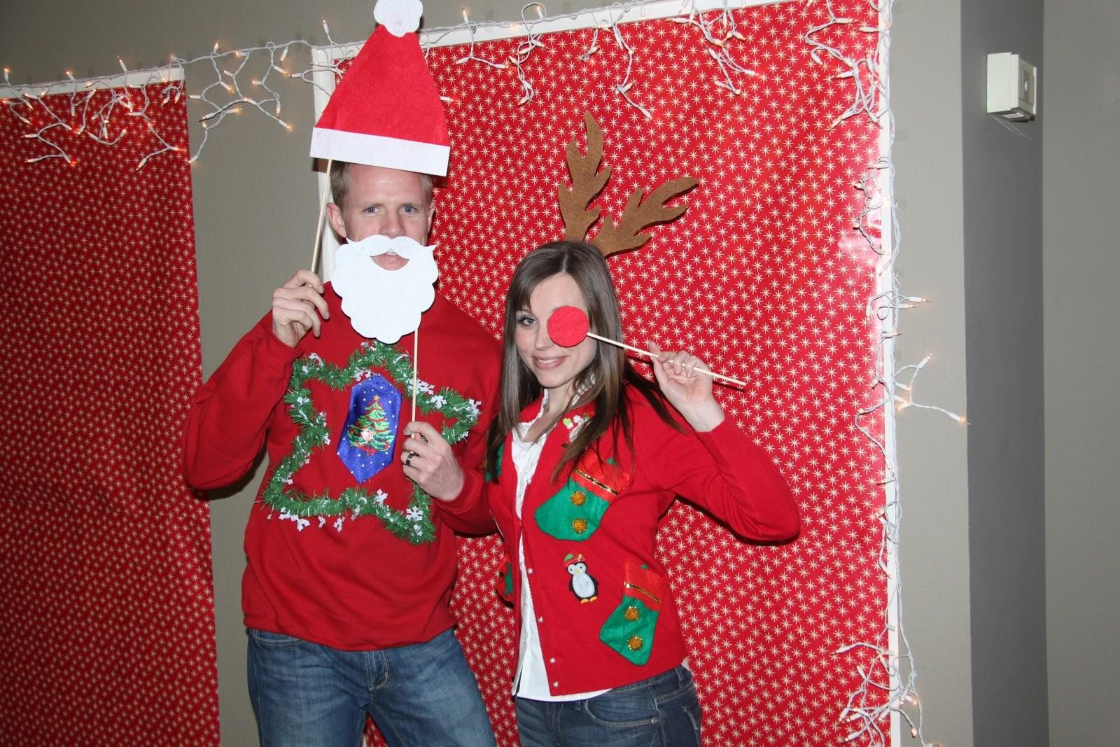 Inspired Creative One Christmas Party Ideas