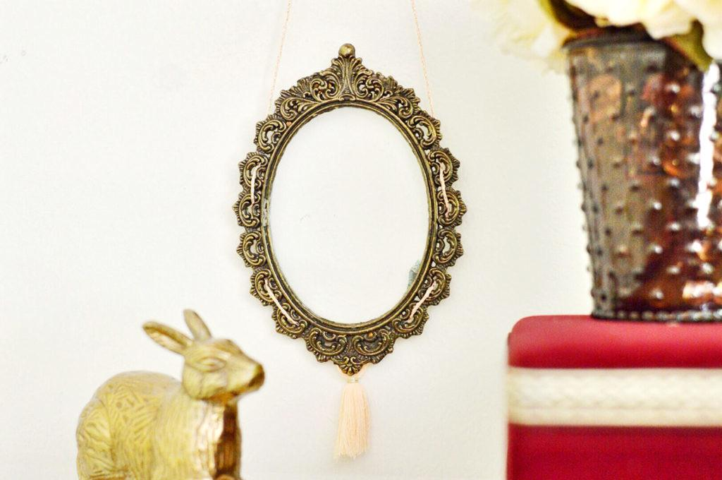Inspired Diy Anthropologie Royal Theater Frame