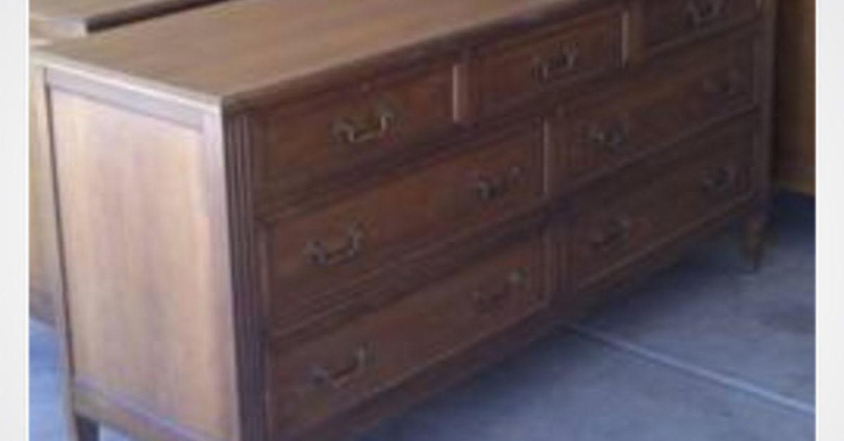 Inspired Dresser Makeover Chalk Paint Annie Sloan