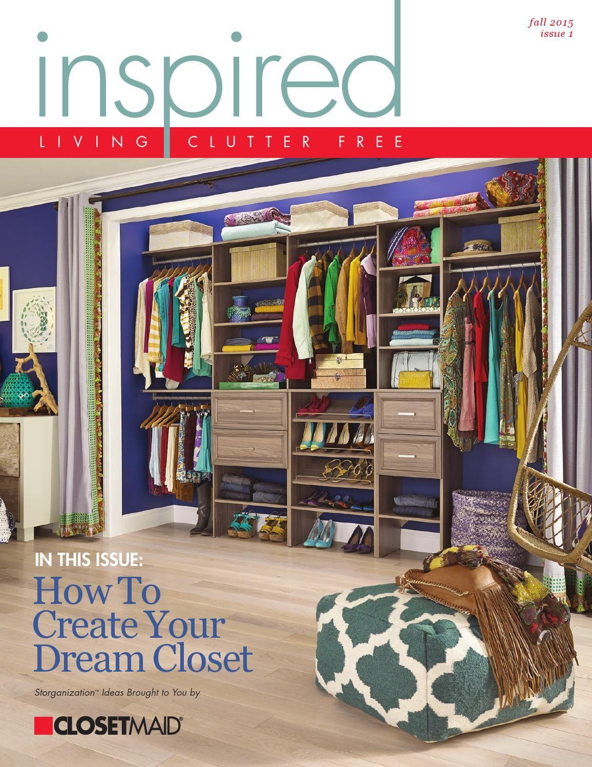 Inspired Living Clutter Fall 2015 Issue