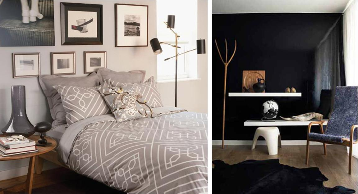 Inspiring Bedrooms Black Bedroom Inspiration Master