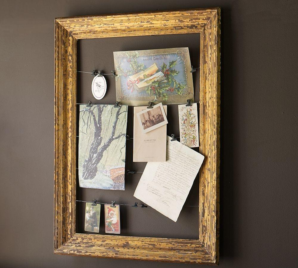 Inspiring Diy Empty Frame Projects Easy