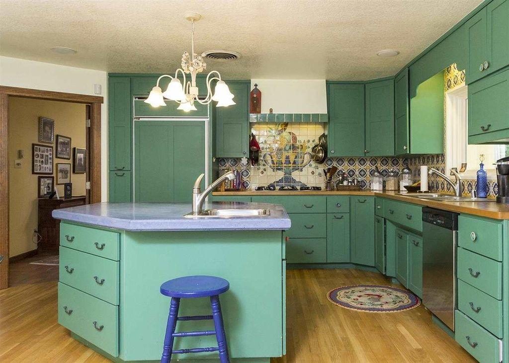 Inspiring Eclectic Kitchen Design Ideas