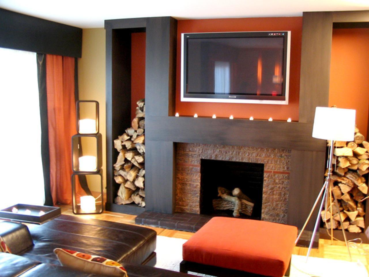 Inspiring Fireplace Design Ideas Summer Living Room