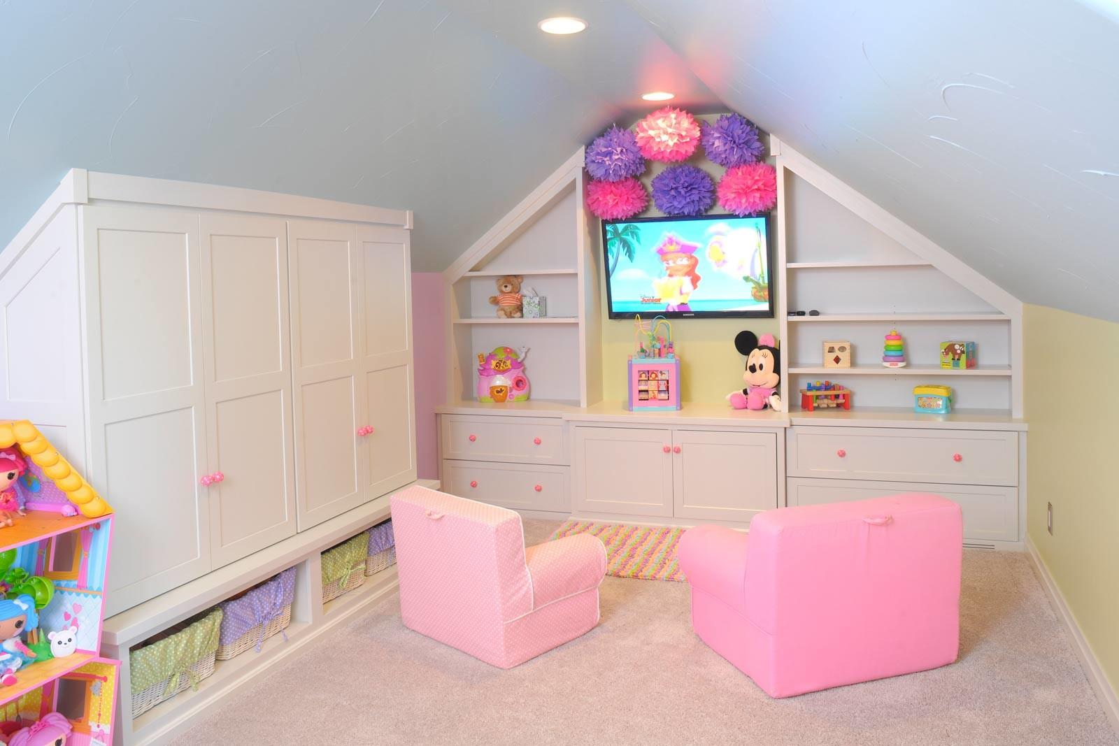 Inspiring Girl Playroom Ideas Room