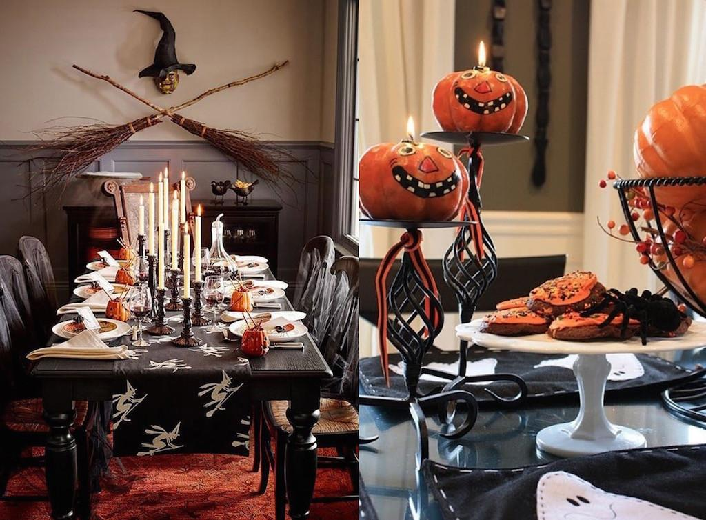 Inspiring Halloween Table Decoration Ideas Feed