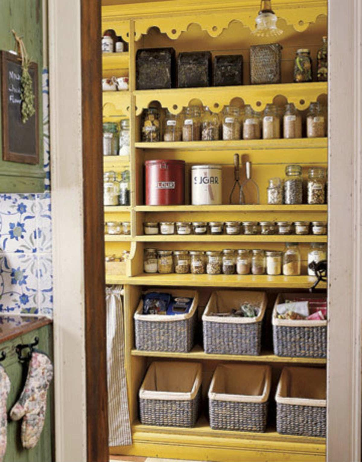Inspiring Pantry Designs Tinyme Blog