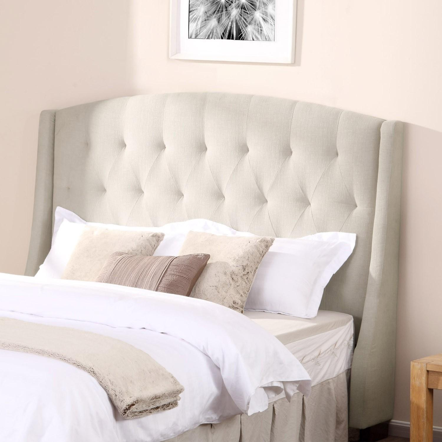 Inspiring Small Space Bedroom Decors Wingback