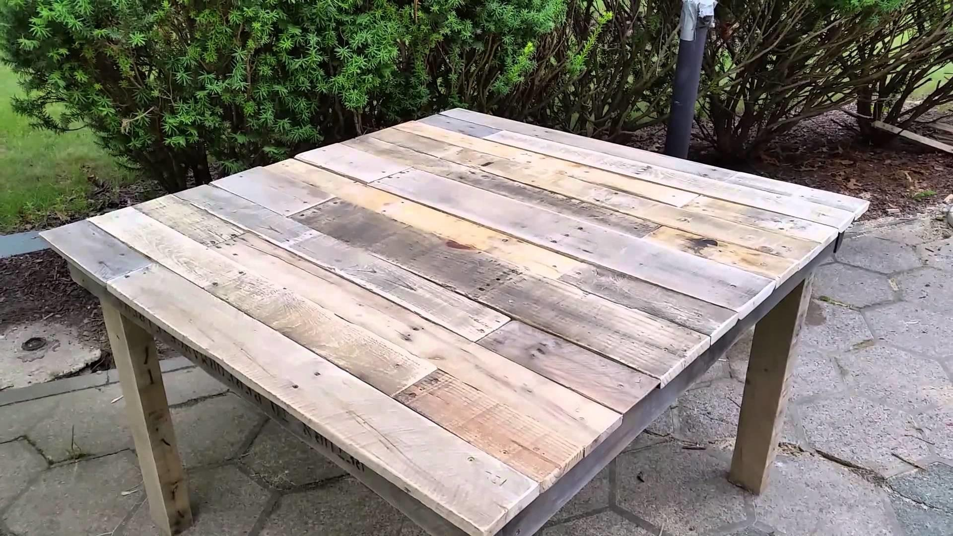 Inspiring Wood Patio Table Diy Design 395