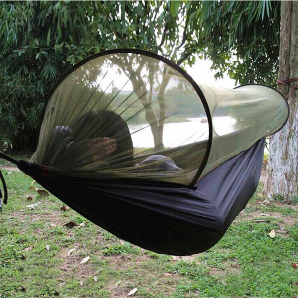 Integrated Mosquito Repellent Hammock Outdoor Camping