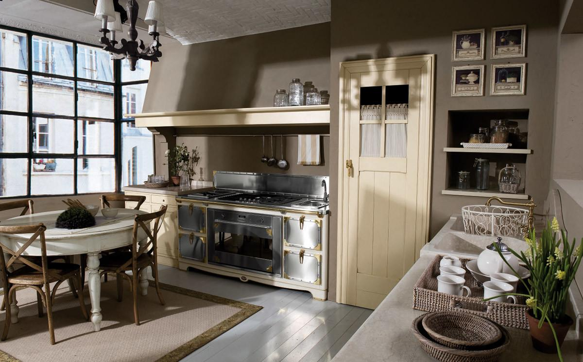 Interesting Facts Shabby Chic Country Kitchen Design