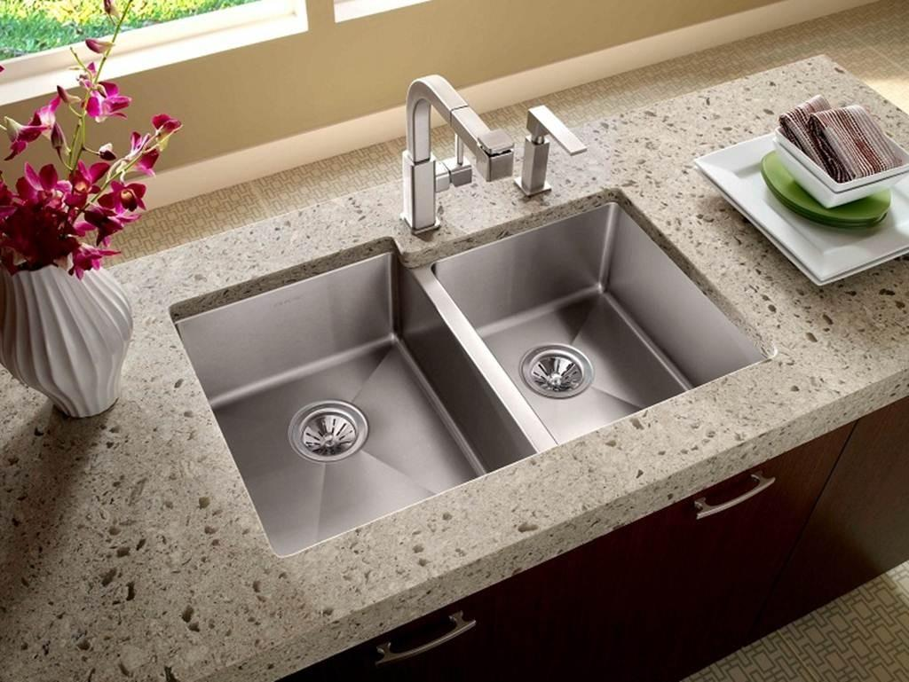 Interior Amazing Undermount Stainless Steel Sinks