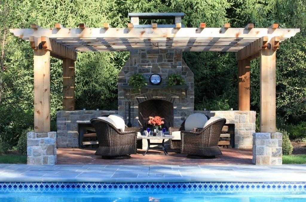 Interior Build Your Own Outdoor Fireplace Industrial