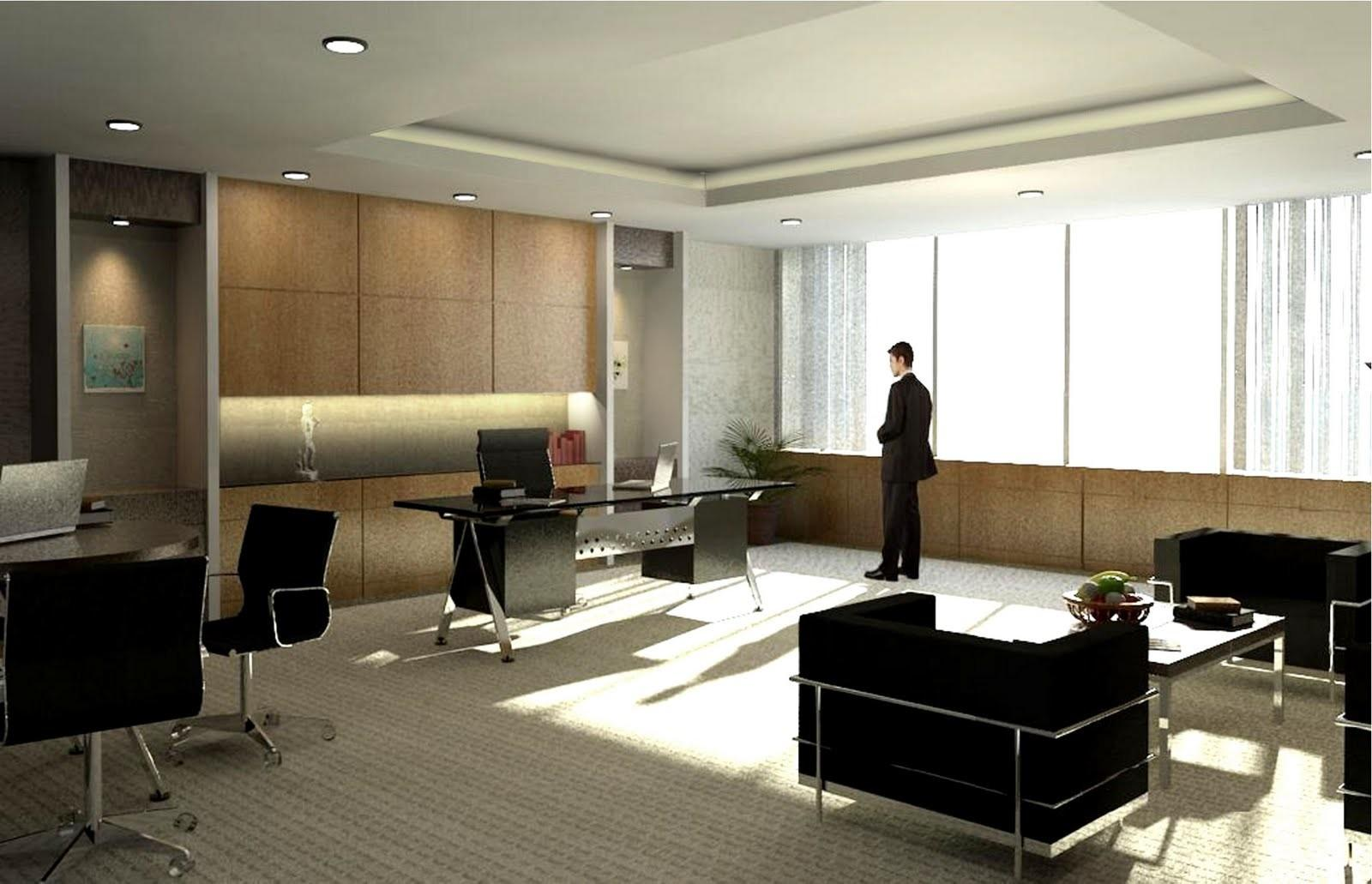 Interior Decoration Amazing Dynamic Office