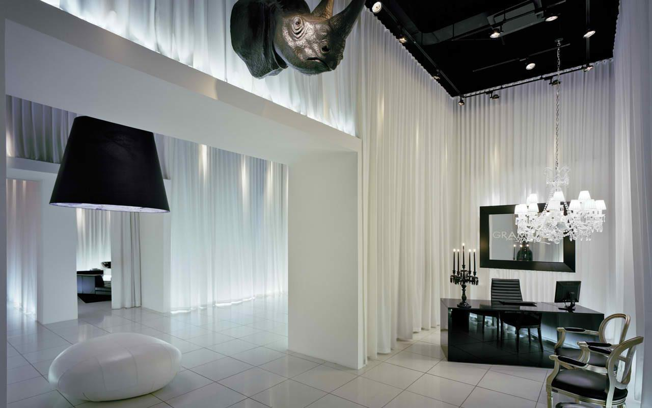 Interior Decoration Ideas Philippe Starck