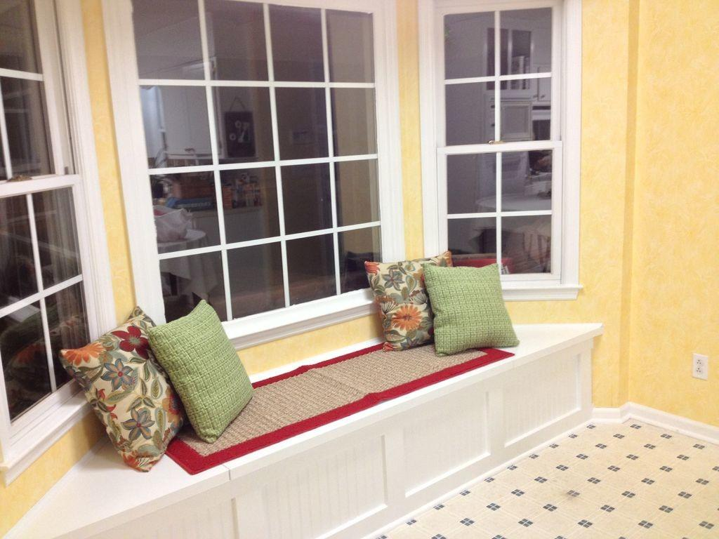 Interior Design Enchanting Bay Windows Ideas Window