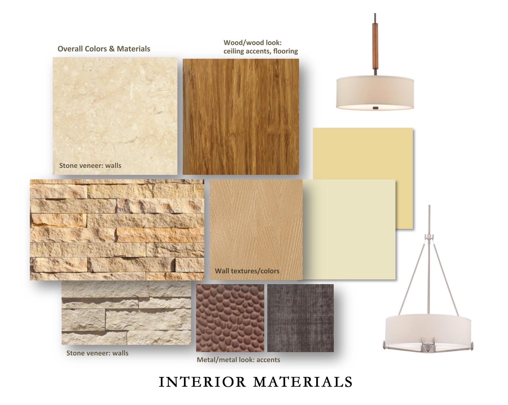Interior Design Materials Specifications Lisa