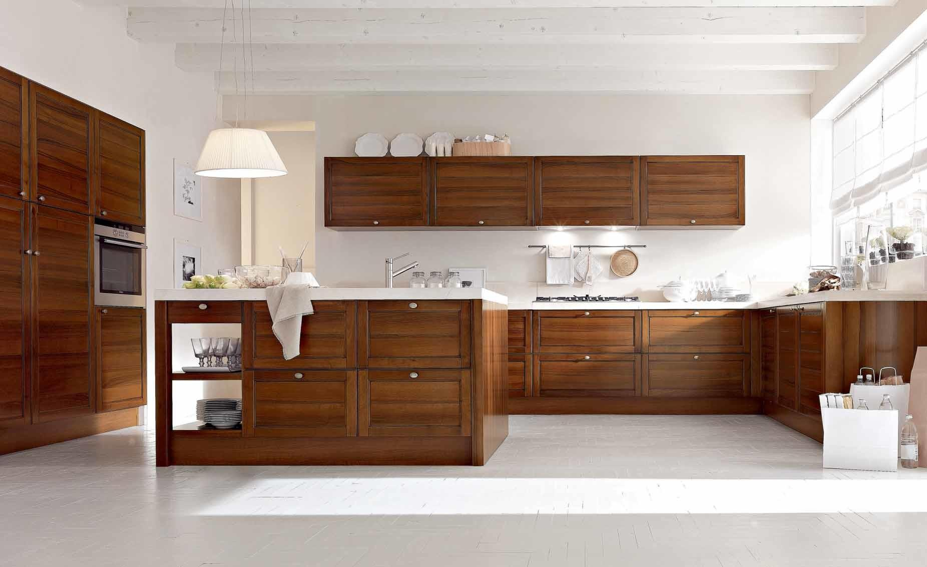 Interior Exterior Plan Villanova Wooden Classic Kitchen