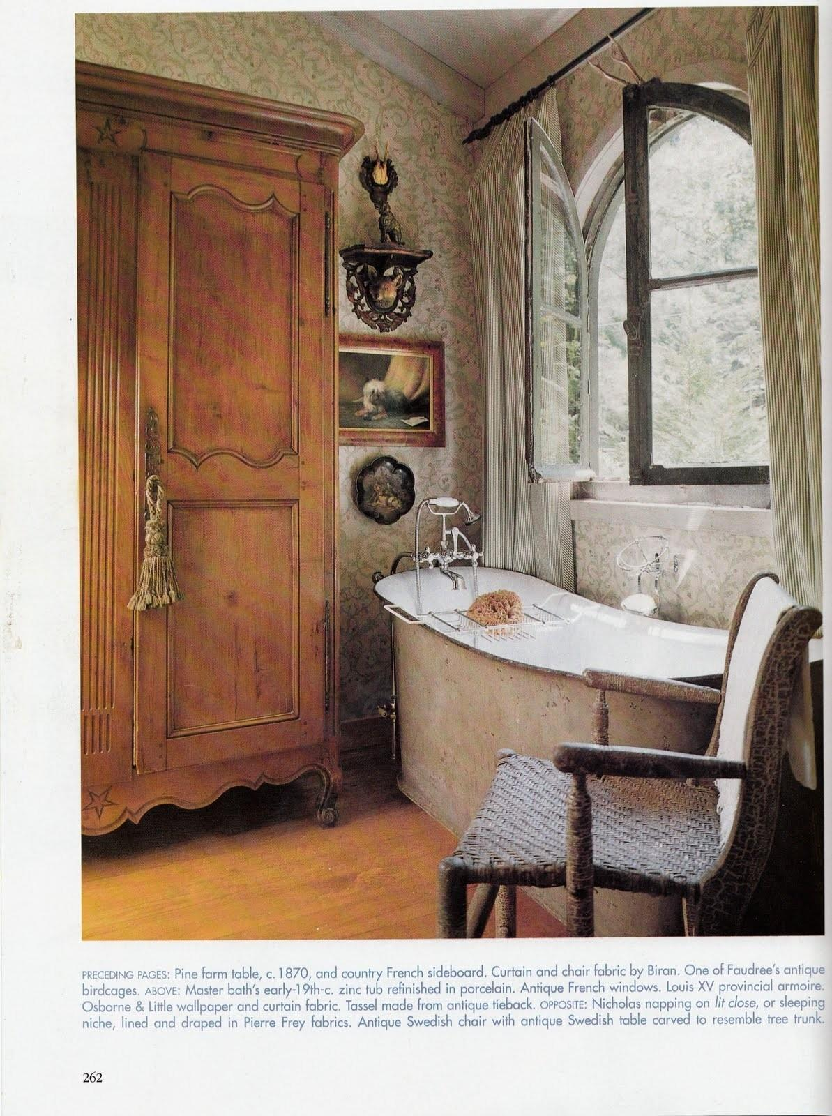 Interior French Country Home Decorating Commercial