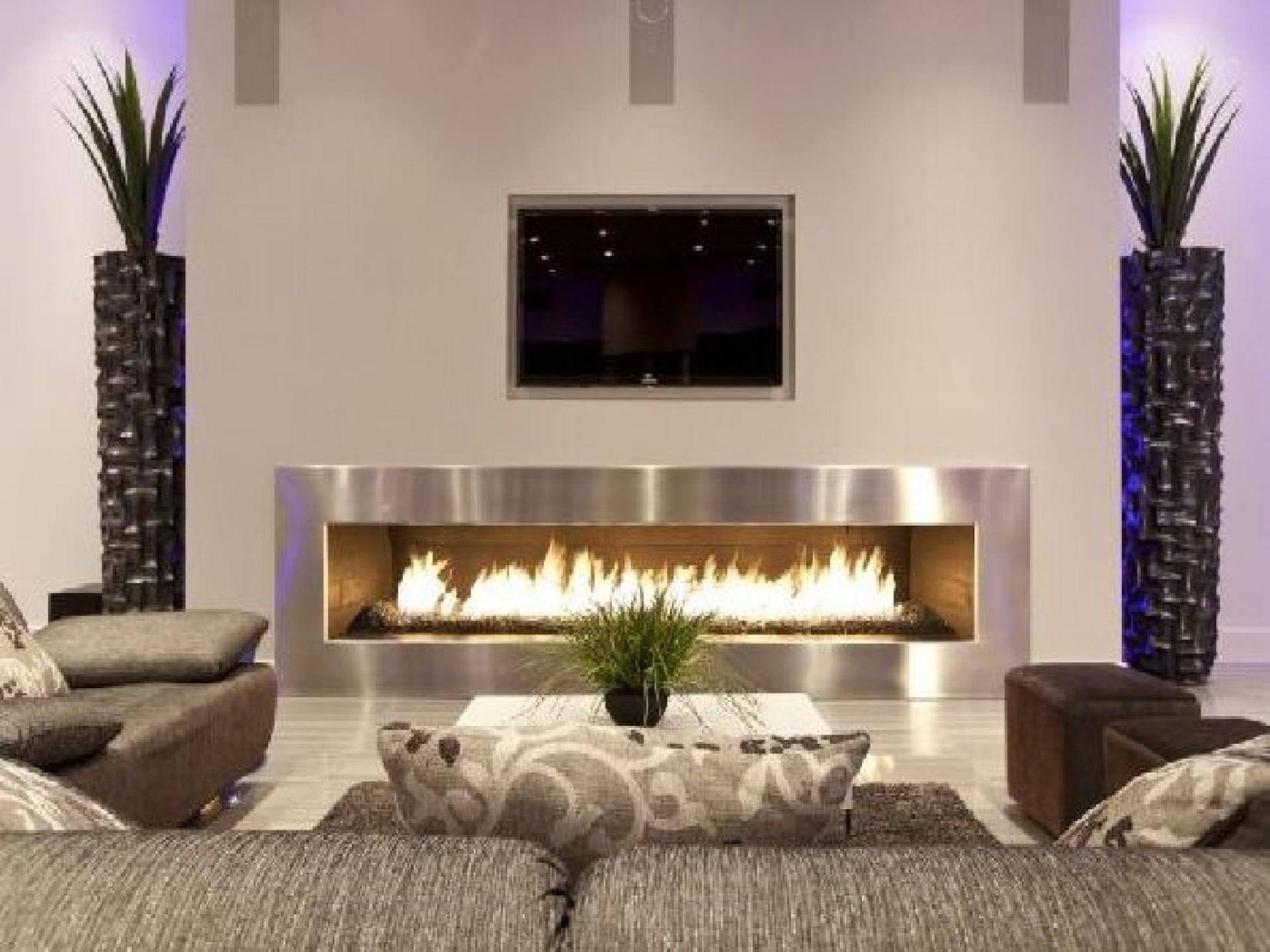Interior Gorgeous Electric Fireplace Insert Simple