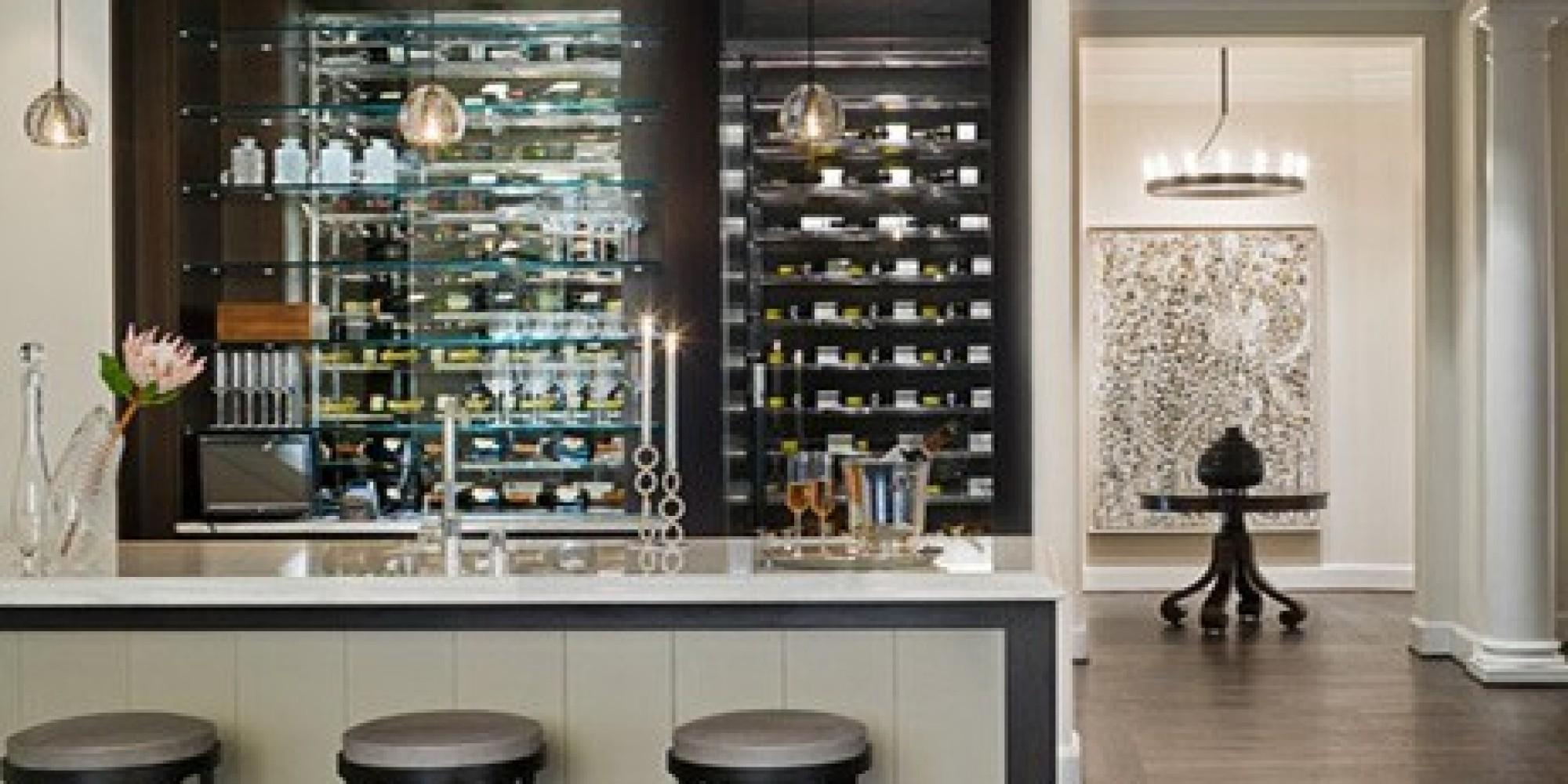 Interior Home Bar Decorating Ideas Office