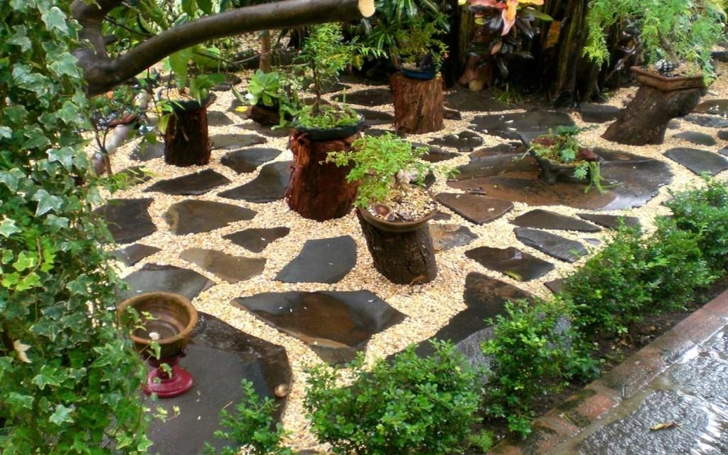 Interior Rock Landscaping Ideas Front Yard Toilet