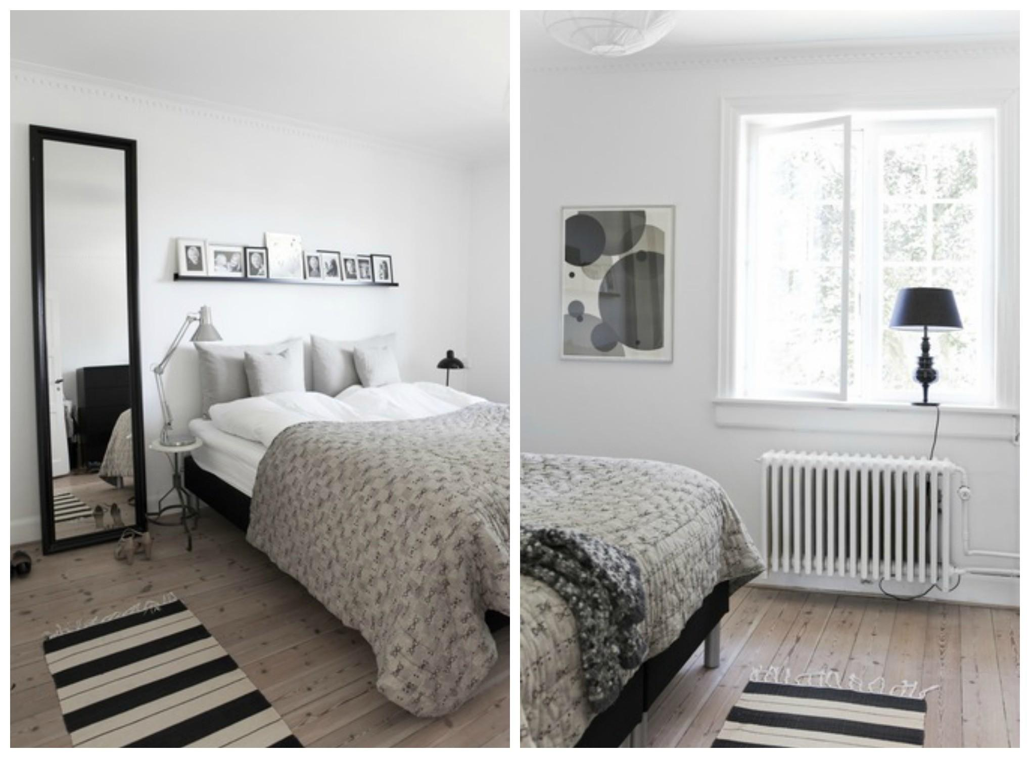 Interior Scandinavian Design Bedroom