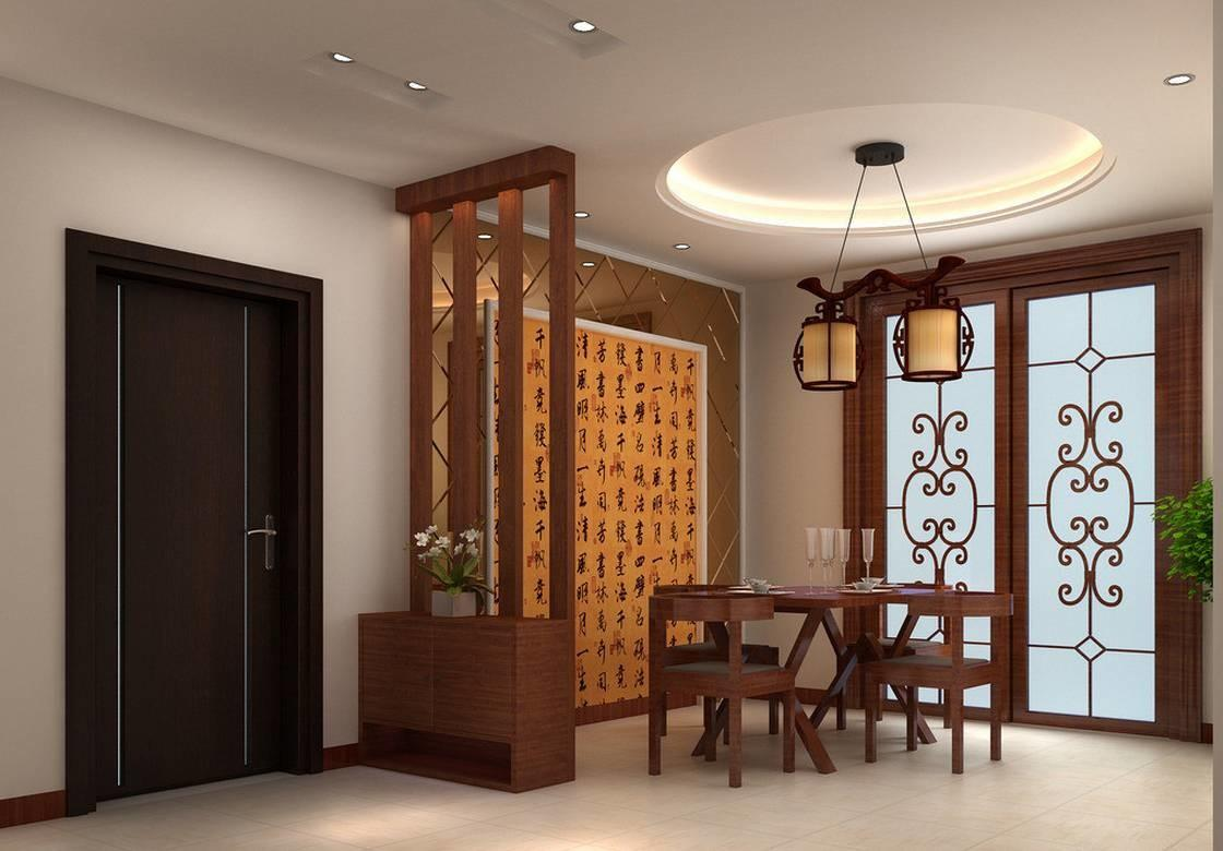 Interior Tips Dining Room Set Living Partition