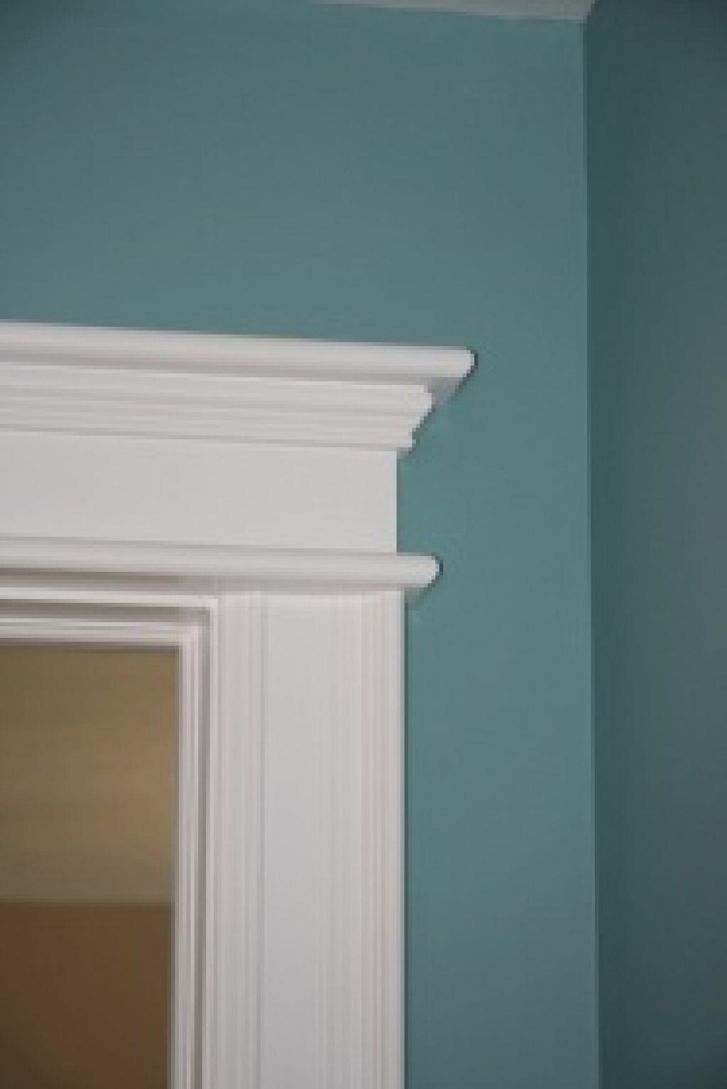 Interior Window Trim Header Door Decorate