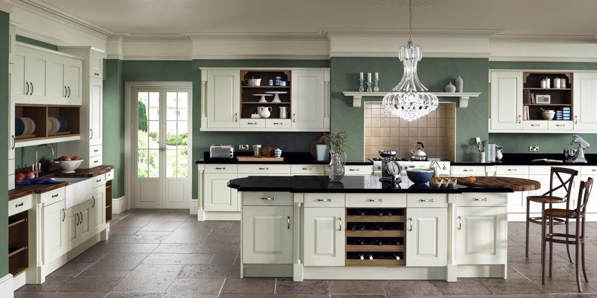Interiors Traditional Classic Fitted Kitchens Create