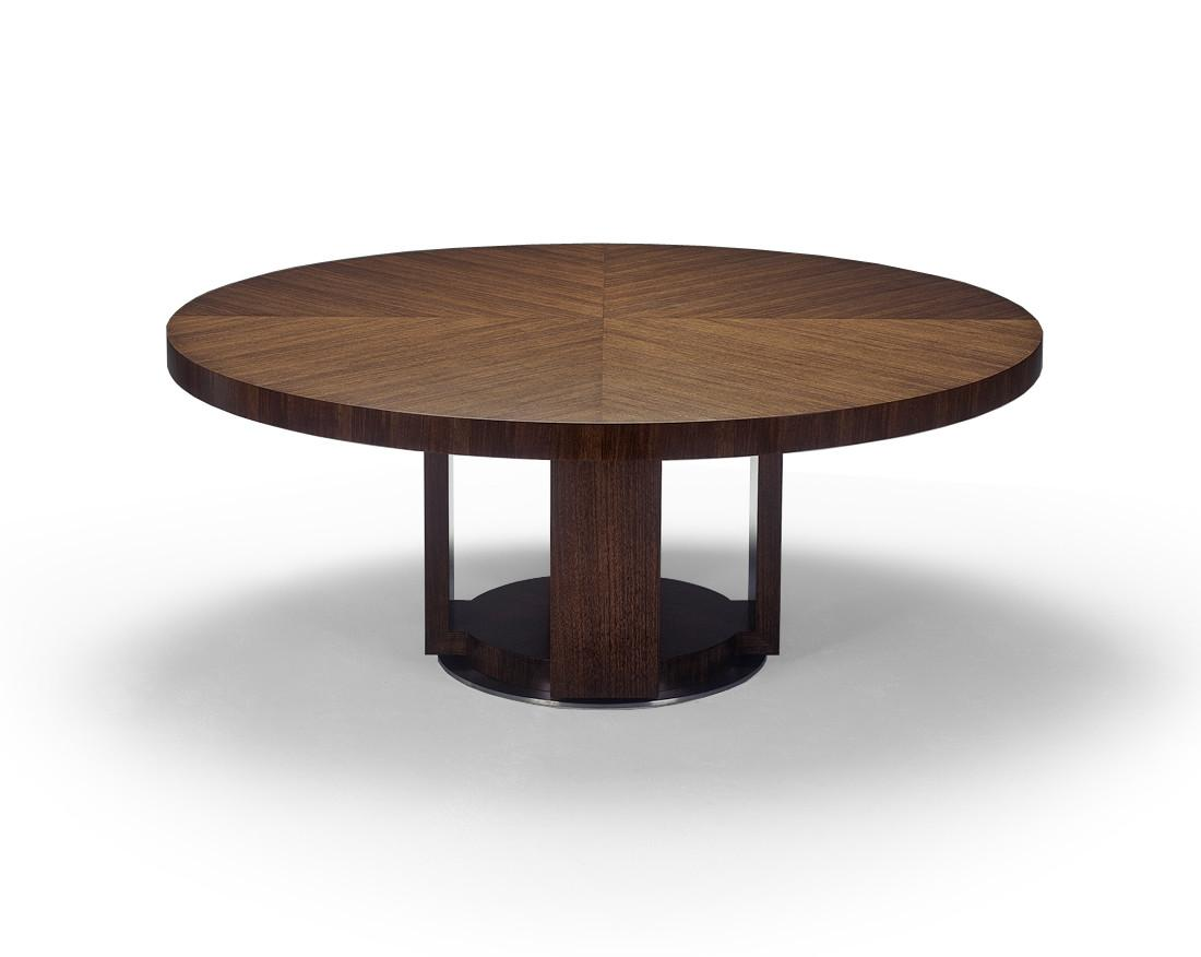 Intimate Round Dining Tables Designwalls