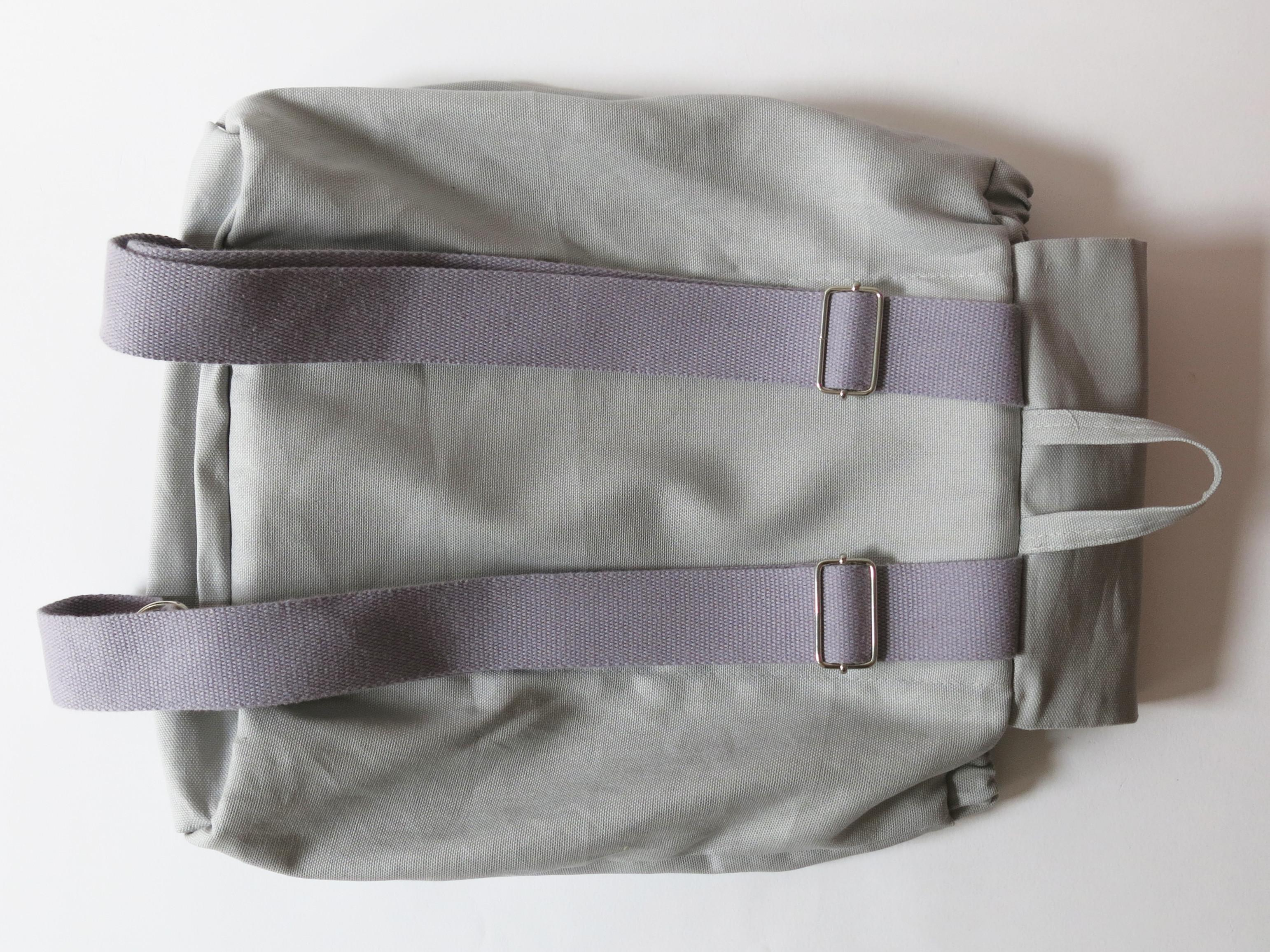Introducing New Easy Backpack Sewing Pattern Neues