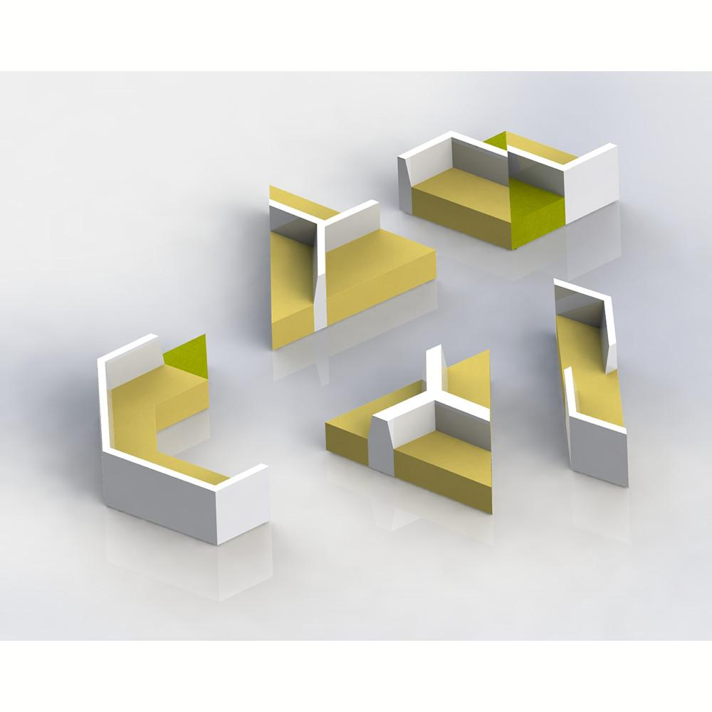 Introducing Zig Modular System Innovative Furniture