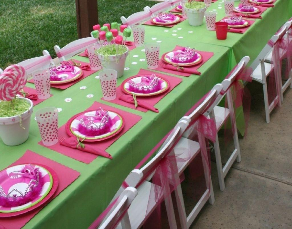Invigorating Tables Baby Shower Decorations Ideas