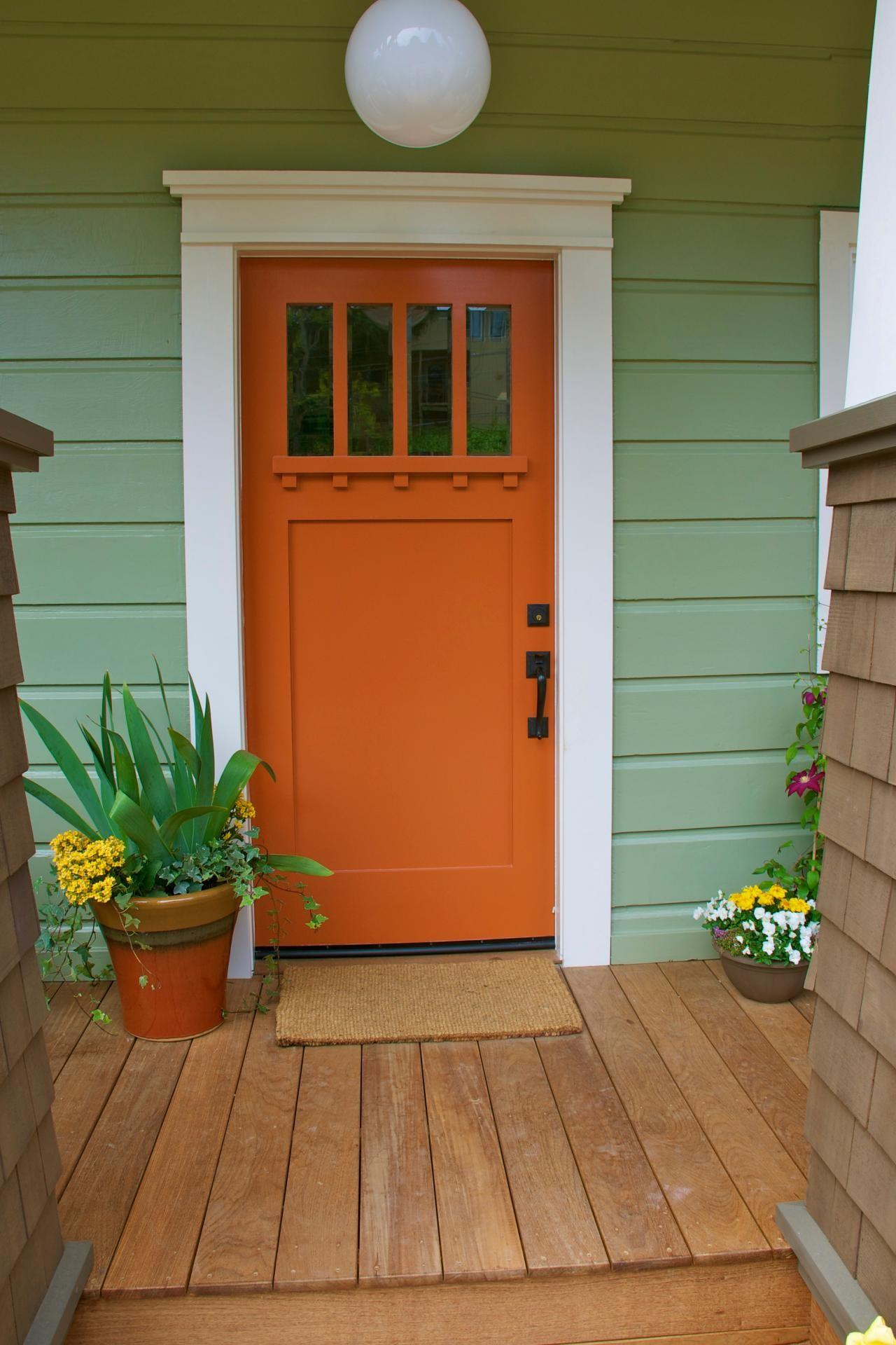 Inviting Front Doors Interior Design Styles Color
