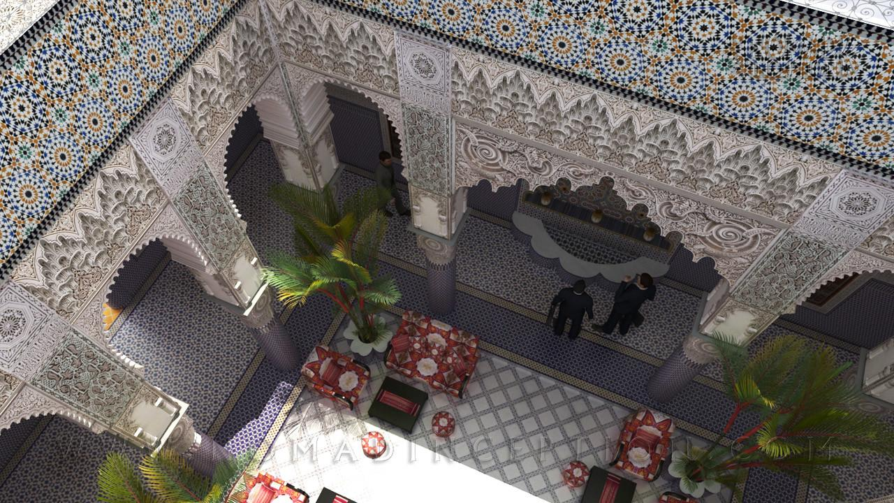 Islamic Architecture Decoration Modern Design
