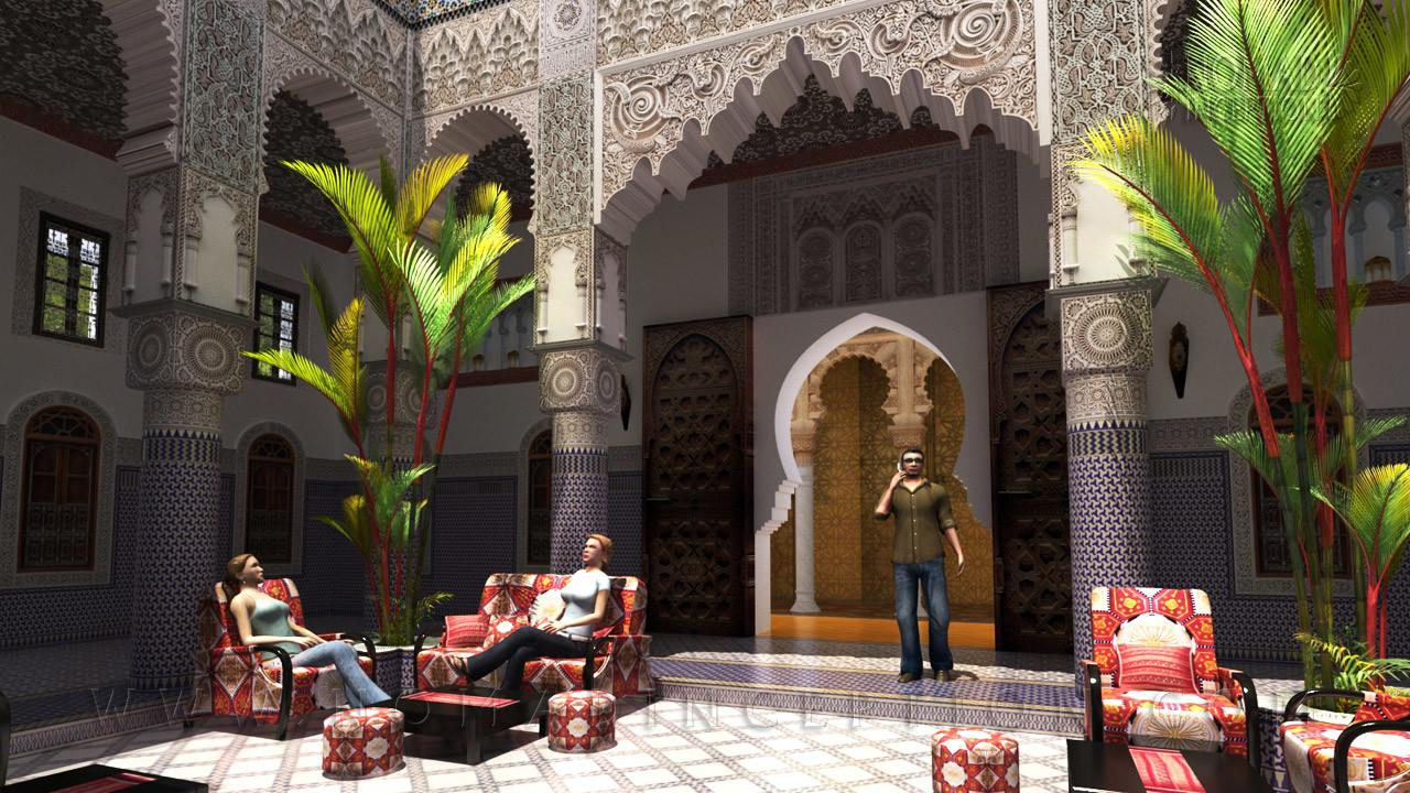 Islamic Decor Modern Arab Architecture Arabic Themed