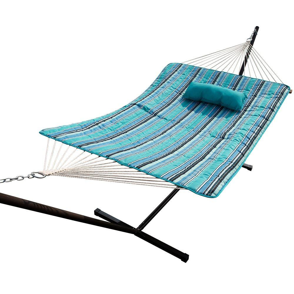 Island Retreat Hammock Pillow Pad Set