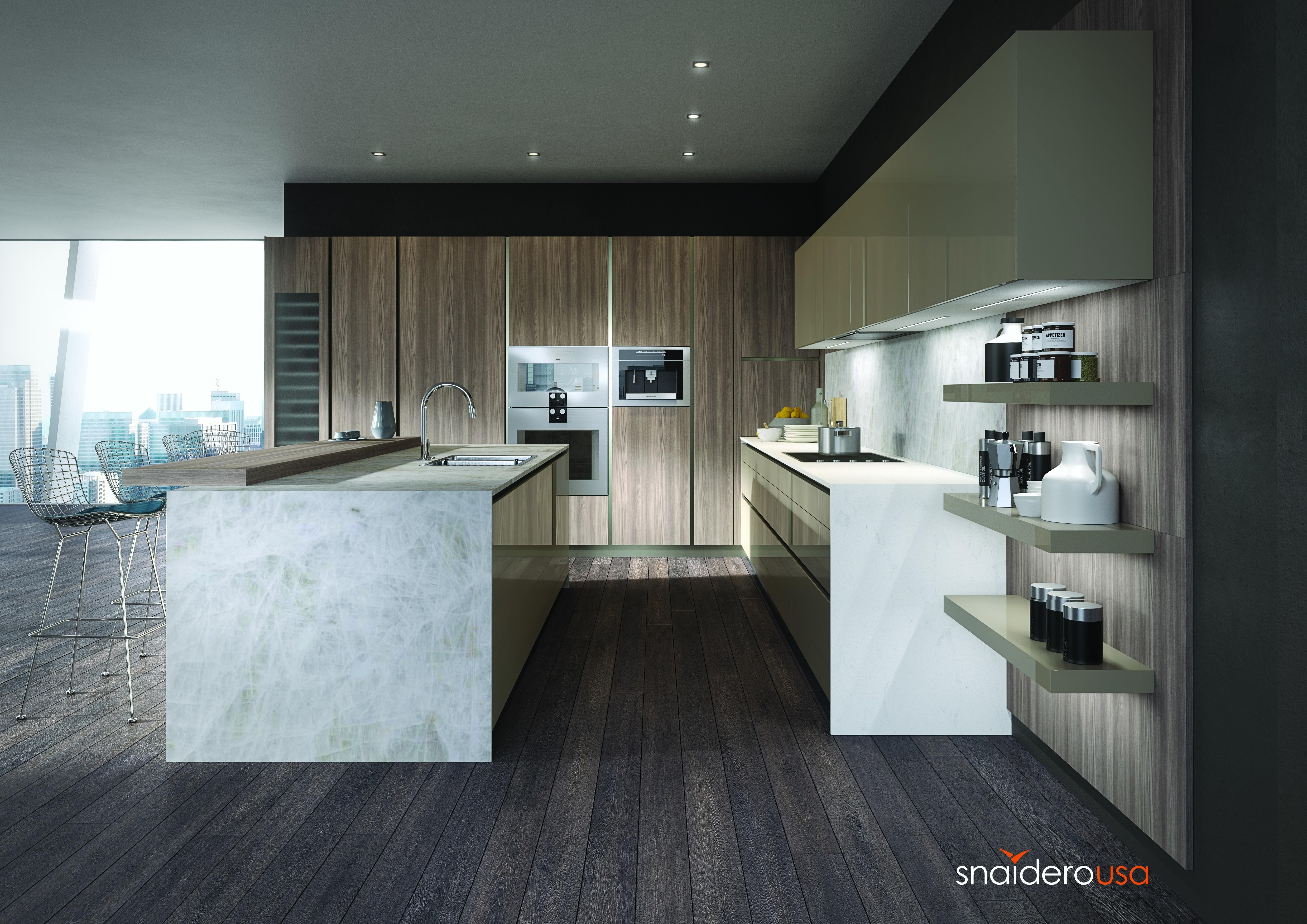 Italian High Rise Cabinetry Firm Develops Traditional Line