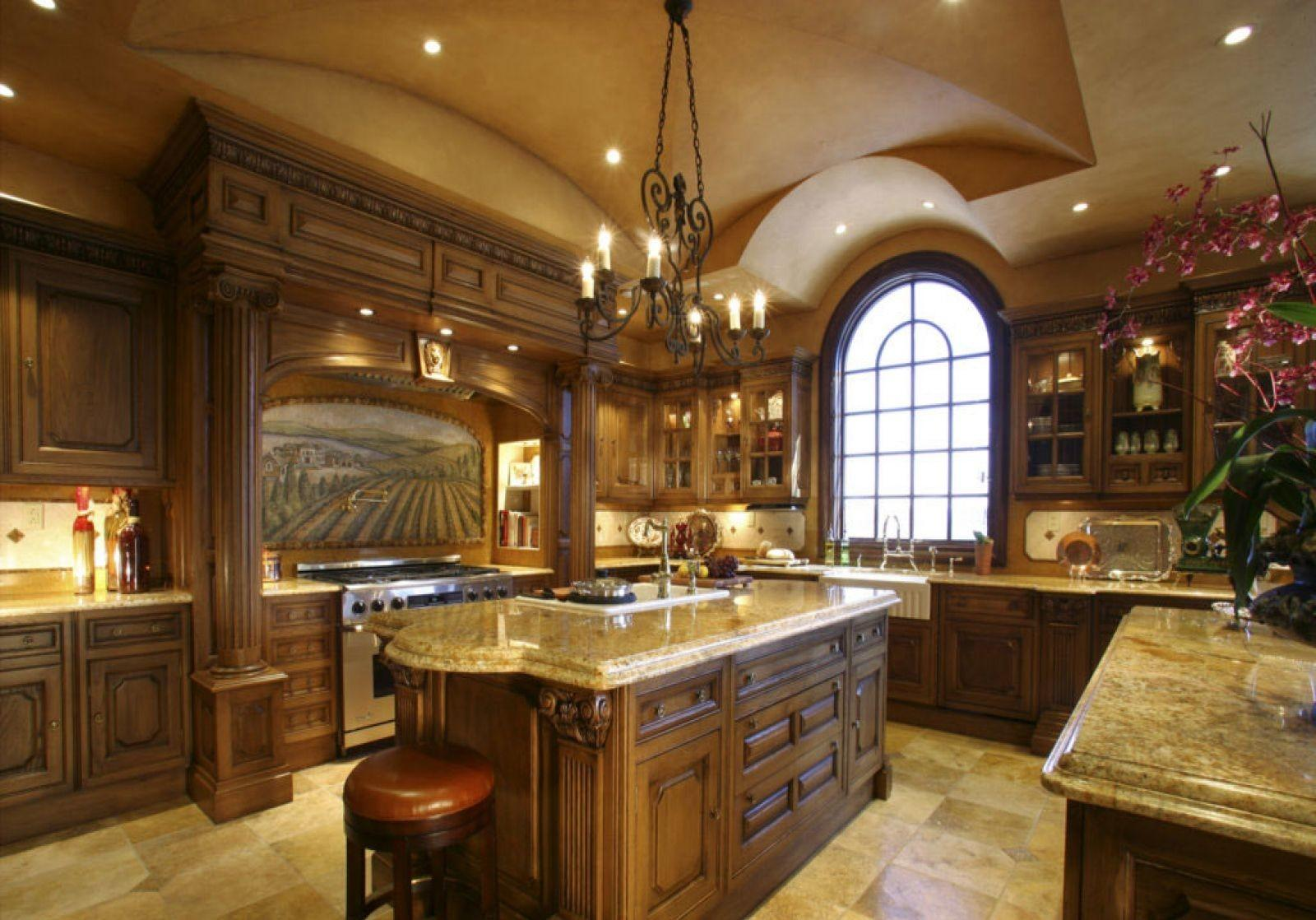 Italian Kitchen Decor Design Ideas
