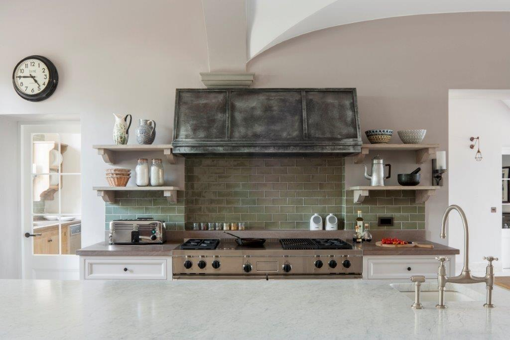 Italian Kitchen Design Artichoke