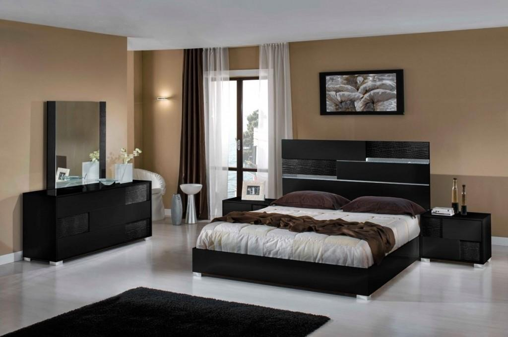Italian Modern Bedroom Furniture Sets Design