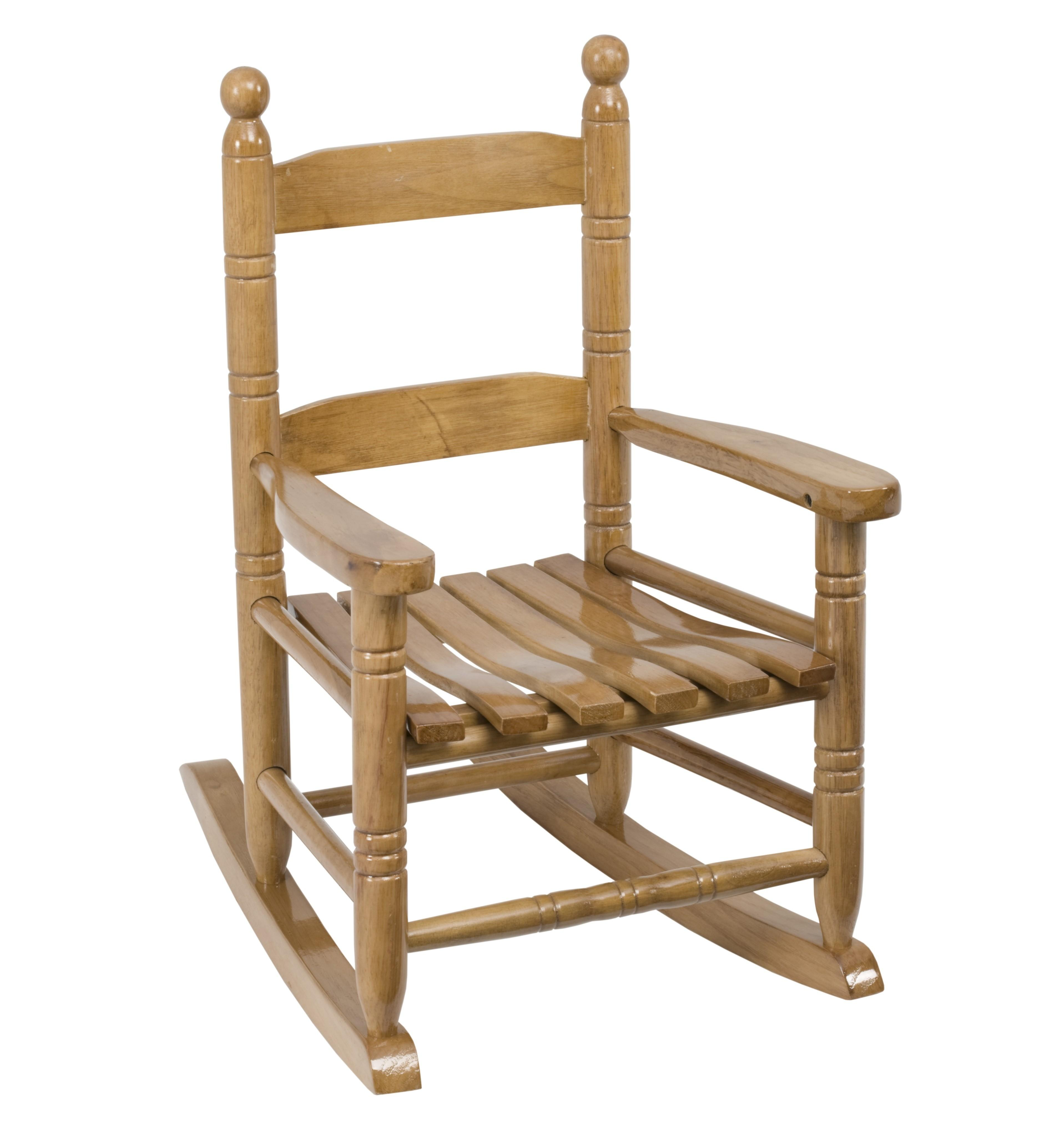 Jack Post Natural Childrens Rocking Chair Kn10n