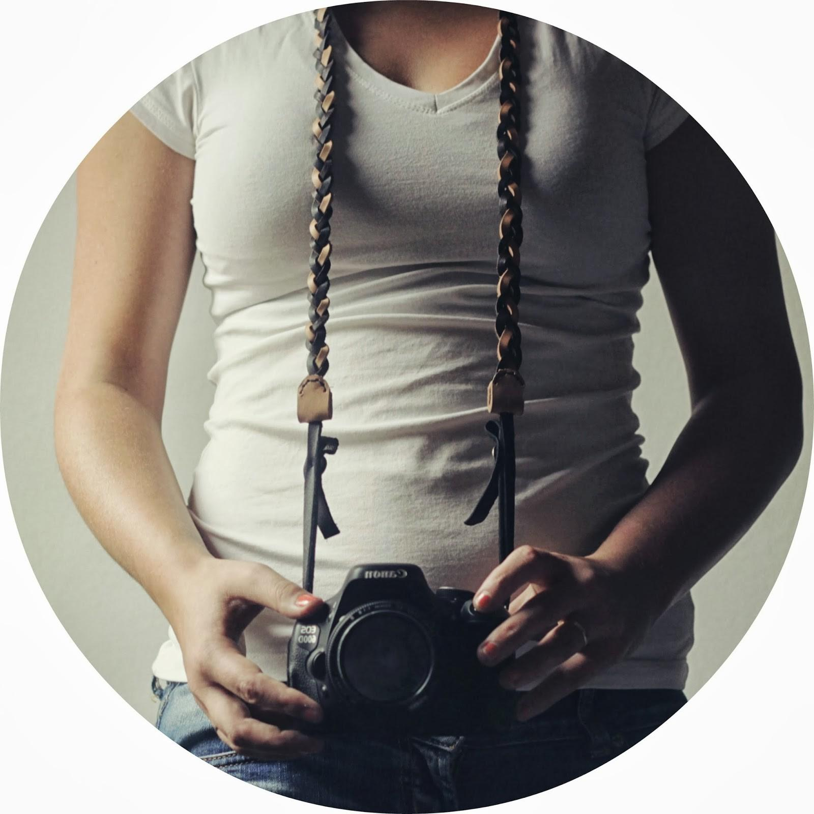 Jacky Look Made Diy Braided Leather Camera Strap