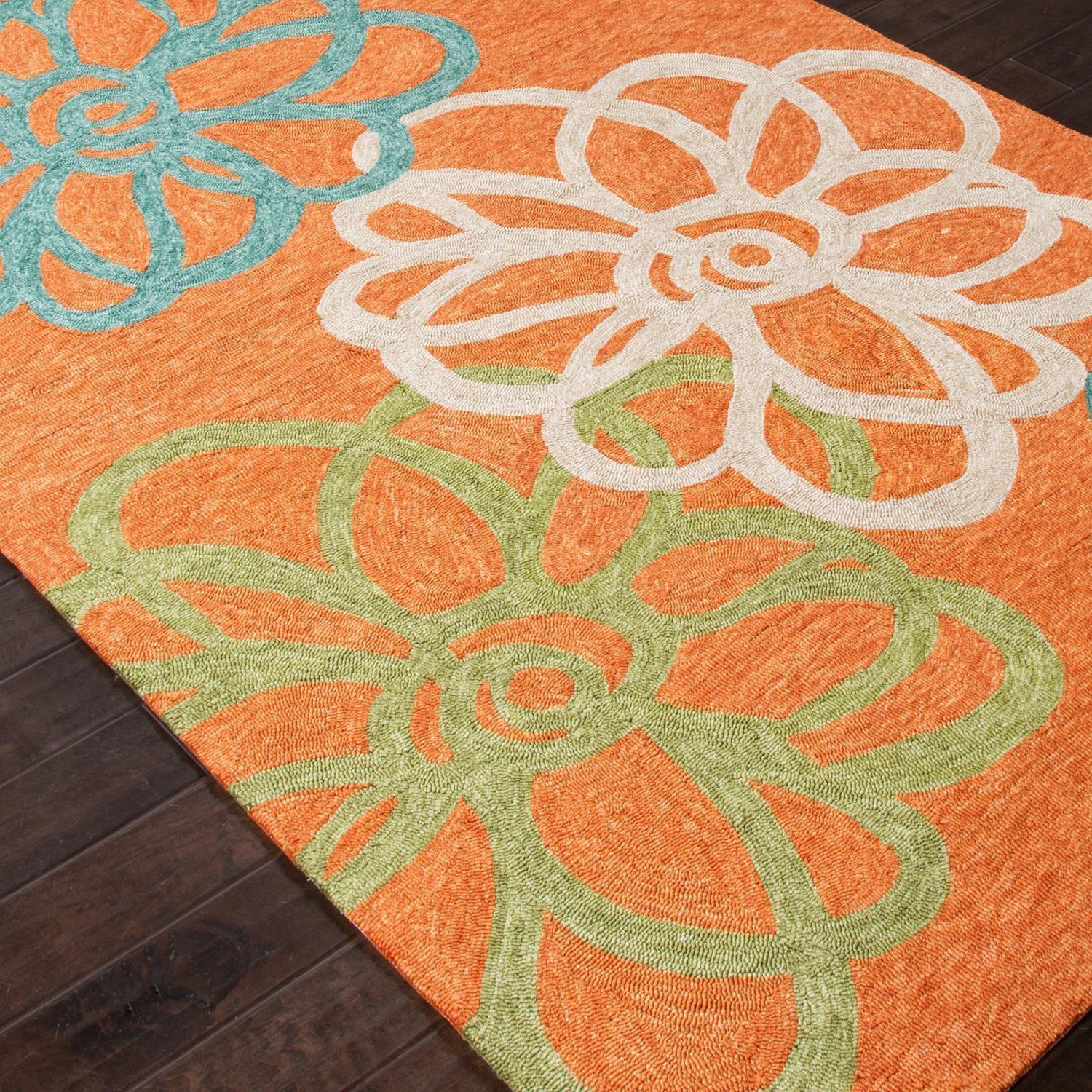 Jaipur Rugs Catalina Blossomed Indoor Outdoor Rug