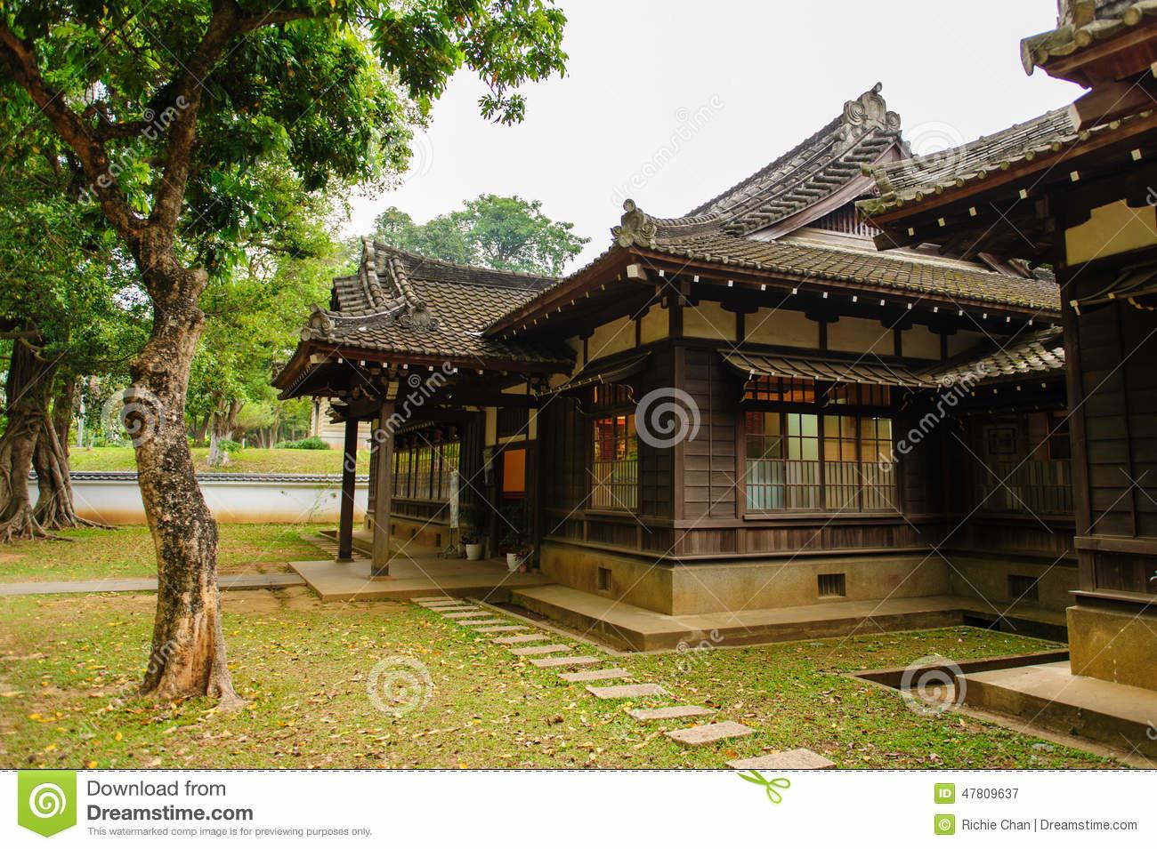 Japanese Style House Taiwan Stock